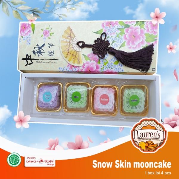Snow Skin Mooncake
